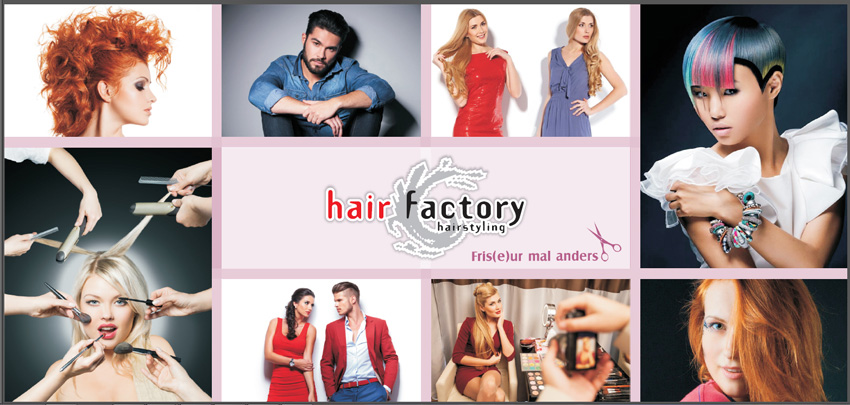hair factory hairstyling