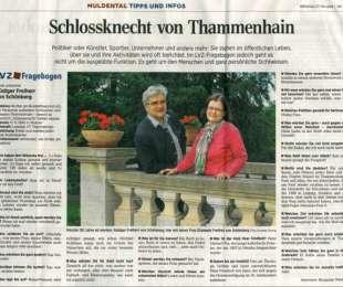 Schlossknecht von Thammenhain